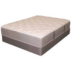 Serta Dr Greene Holland Meadows Queen Plush Mattress Set