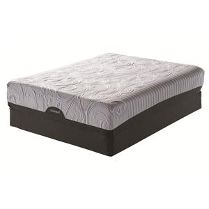Serta iComfort® Savant EverFeel™ Plush Queen Mattress Adjustable Base Set