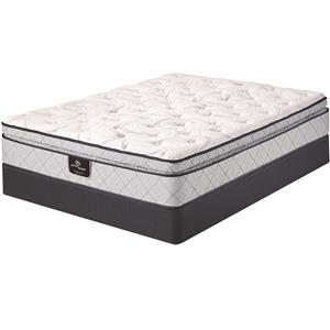 Serta Lockland  Queen Super Pillow Top