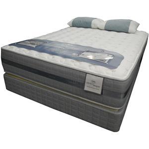 Serta Perfect Sleeper Huntington  Queen Firm 2-Sided Mattress