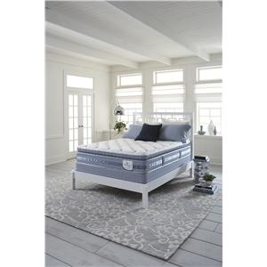 Serta Perfect Sleeper Warren  Queen Summit Top Mattress