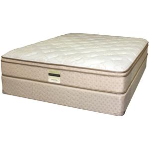 Serta Smart Choice Jacquette Queen Euro Top Mattress