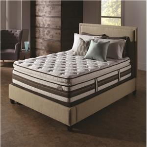 Serta iSeries Profiles Honoree Queen Super Pillow Top Mattress