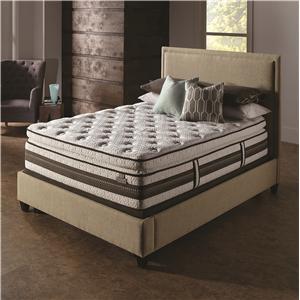 Serta iSeries Profiles Prominence Queen Super Pillow Top Mattress
