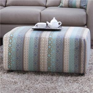 Serta Upholstery by Hughes Furniture 2100 Ottoman