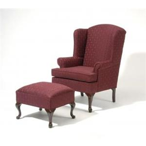 Serta Upholstery by Hughes 2200 Wing Chair