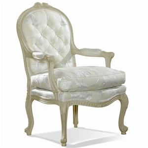 Sherrill Traditional Carved Chair
