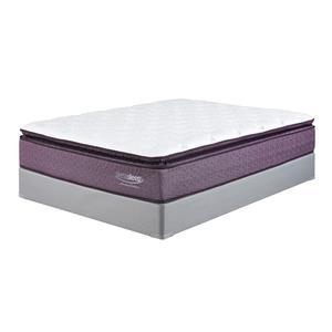 Sierra Sleep Limited Edition Twin Pillow Top Mattress Set