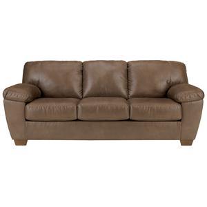Signature Design by Ashley Furniture Amazon - Walnut Sofa