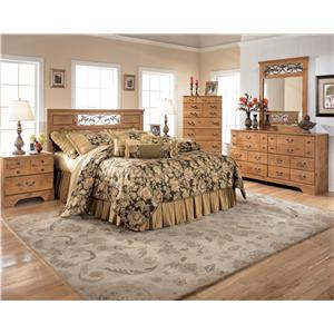 Signature Design by Ashley Bittersweet Full/Queen 4pc Bedroom