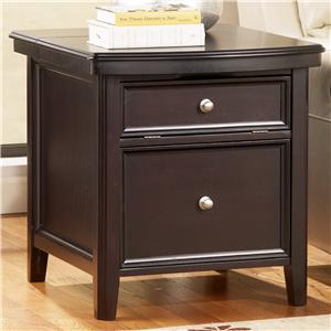 Signature Design by Ashley Carlyle Chairside End Table