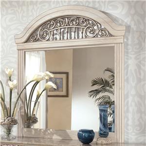 Signature Design by Ashley Catalina B196 Dresser Mirror