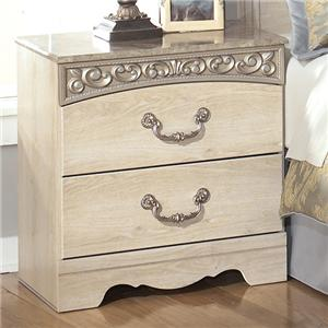 Signature Design by Ashley Catalina B196 Nightstand