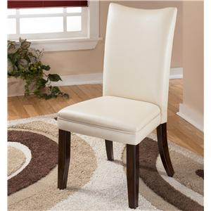 Signature Design by Ashley Charrell Ivory Side Chair