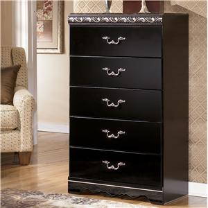 Signature Design by Ashley Constellations Chest of Drawers