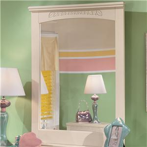 Signature Design by Ashley Furniture Cottage Retreat Dresser Mirror