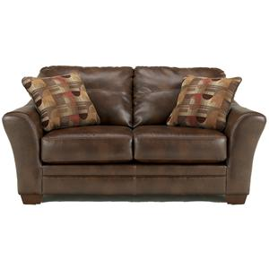 Signature Design by Ashley Del Rio DuraBlend - Sedona Loveseat