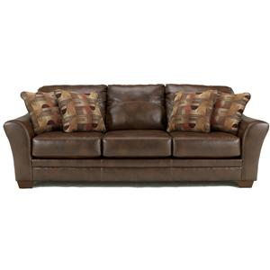 Signature Design by Ashley Del Rio DuraBlend - Sedona Stationary Sofa