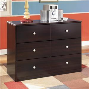 Signature Design by Ashley Furniture Embrace Loft Drawer Storage Chest