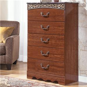 Signature Design by Ashley Fairbrooks Estate Chest