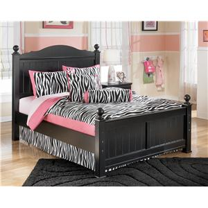 Signature Design by Ashley Furniture Jaidyn Full Poster Bed
