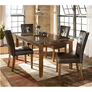 Signature Design by Ashley Lacey 5-Piece Dining Table & Chair Set