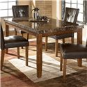 Signature Design by Ashley Furniture Lacey Rectangular Dining Table - Item Number: D328-25