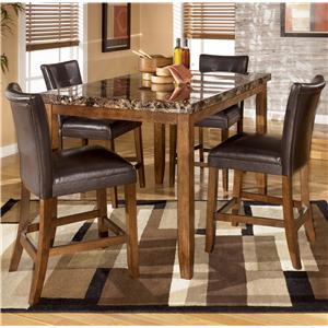 Signature Design by Ashley Lacey 5-Piece Table & Chairs Set