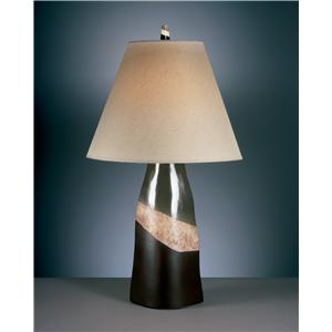 Signature Design by Ashley Lamps - Contemporary Set of 2 Elita Table Lamps