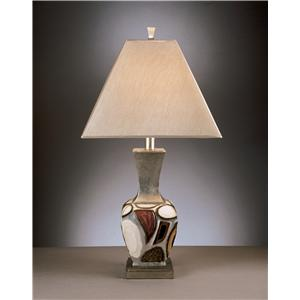 Signature Design by Ashley Lamps - Contemporary Set of 2 Diallo Table Lamps