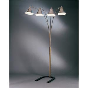 Signature Design by Ashley Lamps - Contemporary Elaine