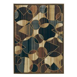 Signature Design by Ashley Furniture Contemporary Area Rugs Calder - Sepia Rug