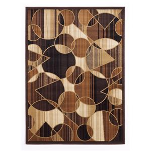 Signature Design by Ashley Contemporary Area Rugs Calder - Multi Rug