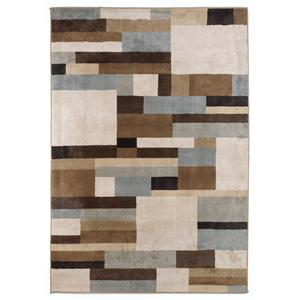 Signature Design by Ashley Furniture Contemporary Area Rugs Intersection - Surf Rug