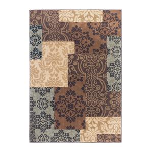 Signature Design by Ashley Furniture Traditional Classics Area Rugs Venice - Walnut Rug