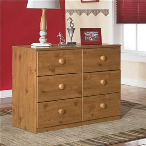 Signature Design by Ashley Stages Loft Drawer Storage Chest