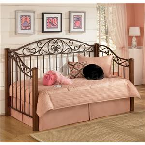 Signature Design by Ashley Furniture Wyatt Day Bed