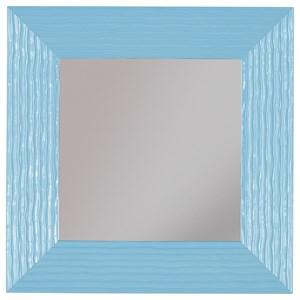 Odelyn Aqua Wall Mirror
