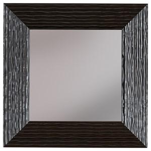Odelyn Black Wall Mirror