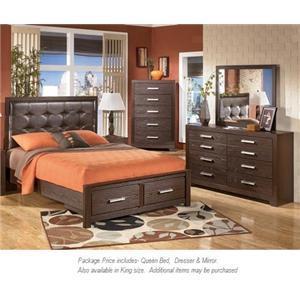 Signature Design by Ashley Aleydis 3PC Queen Bedroom