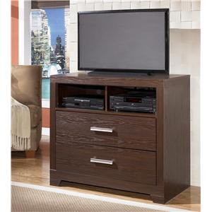 2-Drawer Media Chest