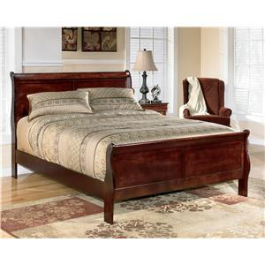 Signature Design by Ashley Alisdair King Sleigh Bed