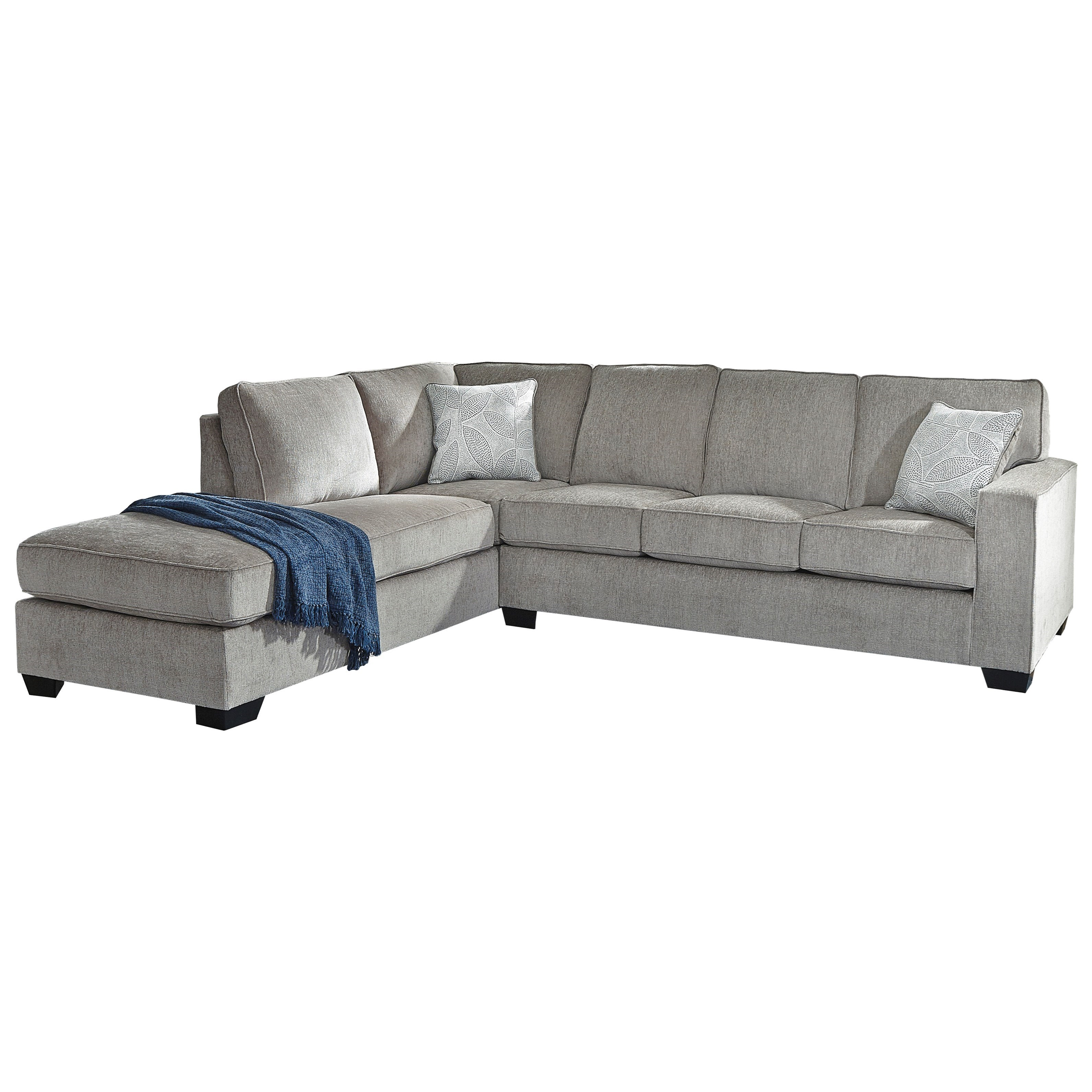 Sleeper Sectional with Chaise