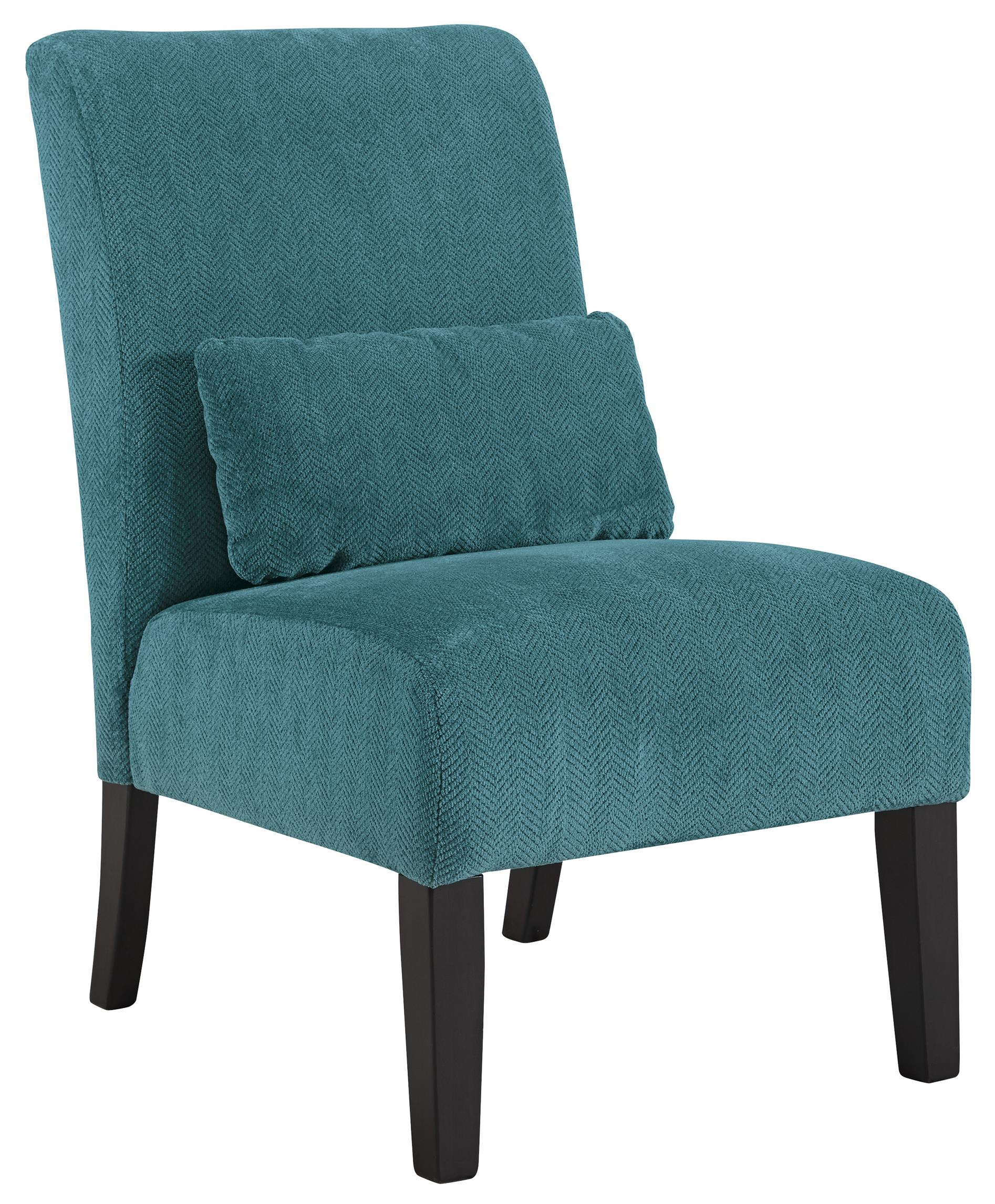 Awesome Armless Accent Chair Decor