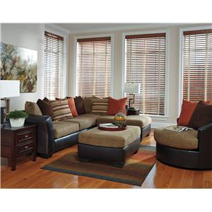 Ashley (Signature Design) Armant Stationary Living Room Group