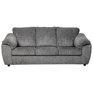 Full Sofa Sleeper with Memory Foam Mattress