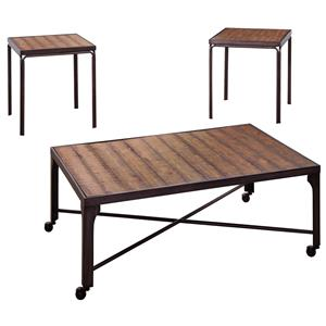 Signature Design by Ashley Baninger Occasional Table Set