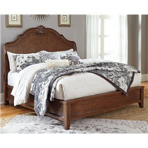 Signature Design by Ashley Balinder King Sleigh Bed