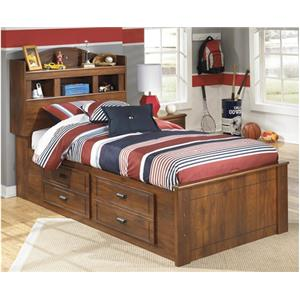 Signature Design by Ashley Barchan Captain's Bed