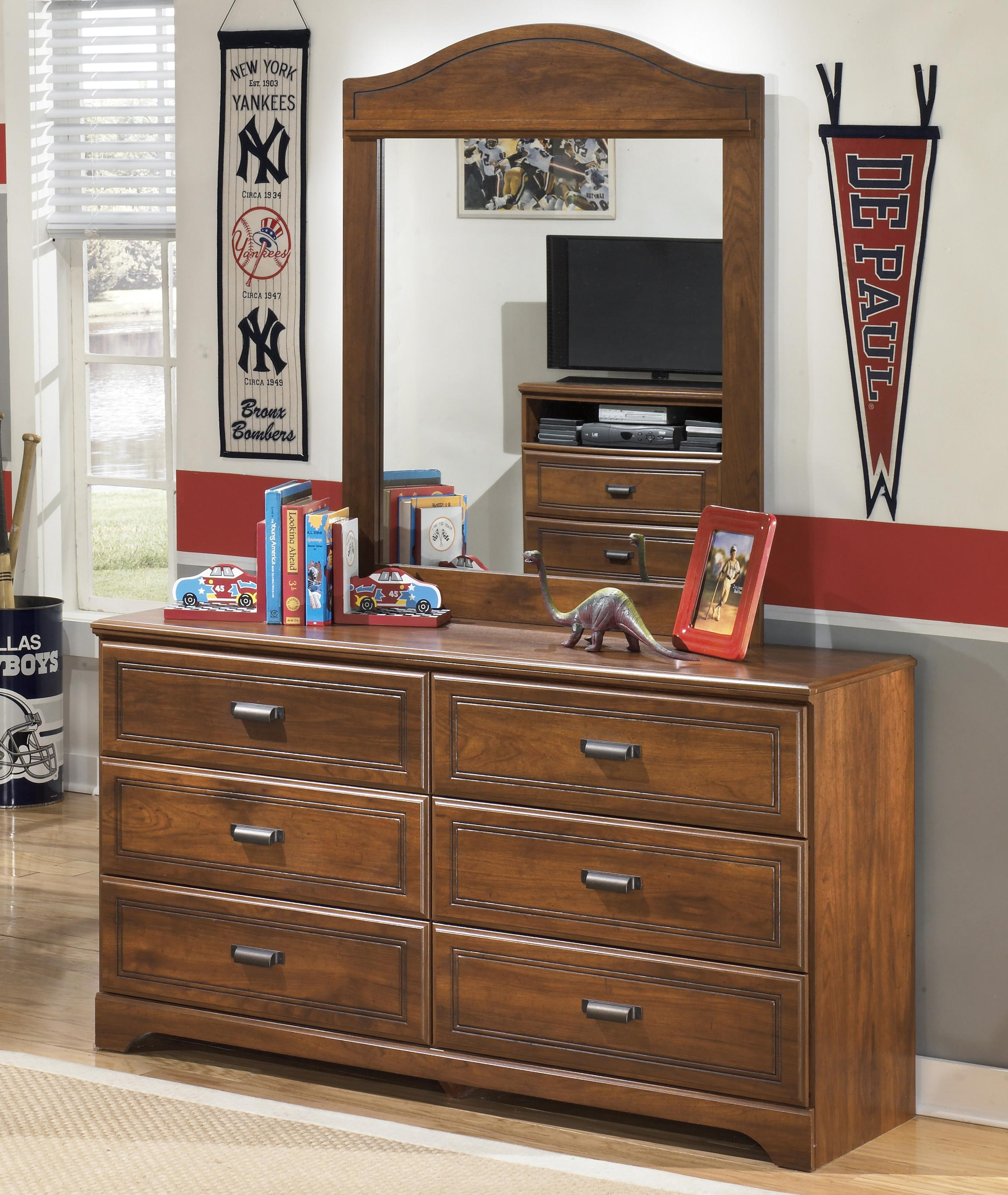 Dresser Amp Bedroom Mirror By Signature Design By Ashley